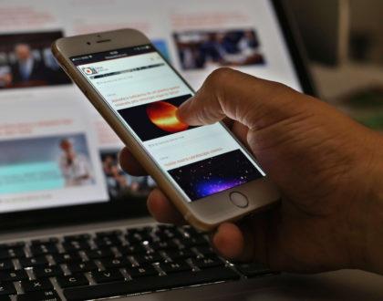 30% dos brasileiros têm uma relação abusiva com a internet